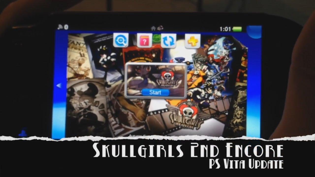 Skullgirls 2nd Encore Vita Update - Jan 26, 2016 - YouTube