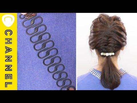 ヘア引っ掛けるだけでアレンジが完成 インスタで話題のスゴアイテム♡|Hair arrange goods