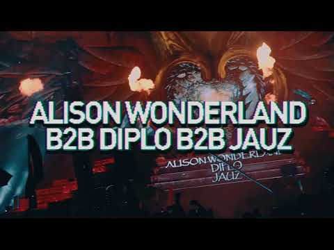 Thanks 2017 Alison Wonderland 2017