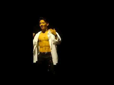 Myname - Seyong solo dance. Stockholm concert