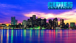 Cities: Skylines стройка города-миллионника #8