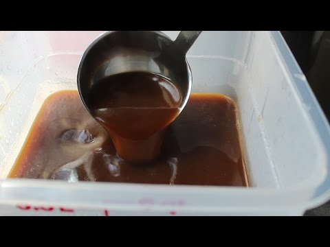 Demi-Glace Recipe: Part 1 - Veal Stock and the Reduction