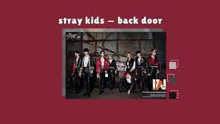 Download lagu [1시간/ 1 HOUR LOOP]  stray kids— Back Door