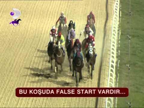KOCAELİ 5.KOŞU FALSE START