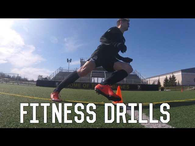 How To Improve Stamina | Essential Fitness Training For Footballers/Soccer  Players - YouTube