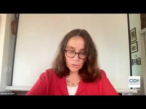 Conferencia de prensa: Observaciones y recomendaciones de la Visita de trabajo a Colombia