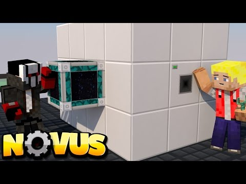 MEGA ENERGY-SPEICHER! (200 GRF) - MINECRAFT NOVUS #53
