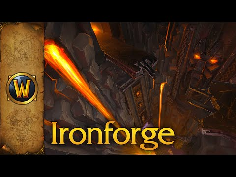 World Of Warcraft - Music & Ambience - Ironforge