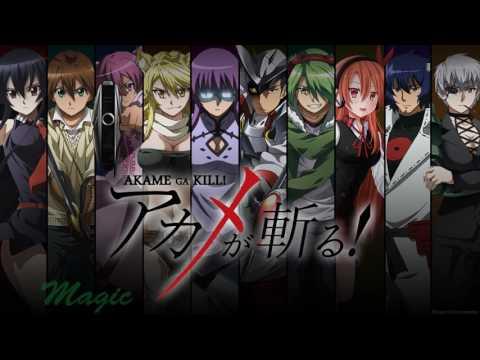 tsuki akari - akame ga kill (1 hour)