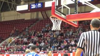 Doug Anderson University of Detroit Mercy Titans career high game vs Drake Video