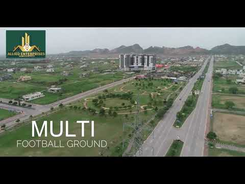 B17 Multi Garden | Islamabad | This vedio is Created by Allied Enterprises