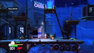 Bionic Commando Rearmed 2 TGS Gameplay Trailer #2