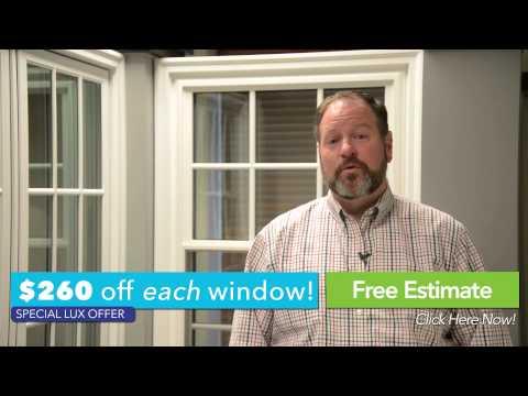 Window Replacement Rhode Island - RI Window Discount - Lux Renovations