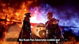 PUBG MOBILE - New Royale Pass and Royale Pass Prime!