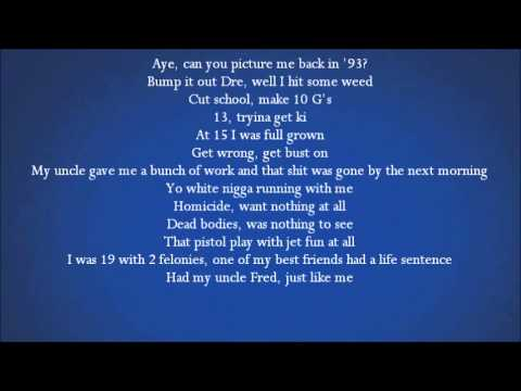 T.I Feat. A$AP Rocky - Wildside (Lyrics On Screen)