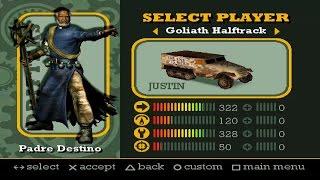 Vigilante 8 2nd Offense | Goliath Halftrack Quest