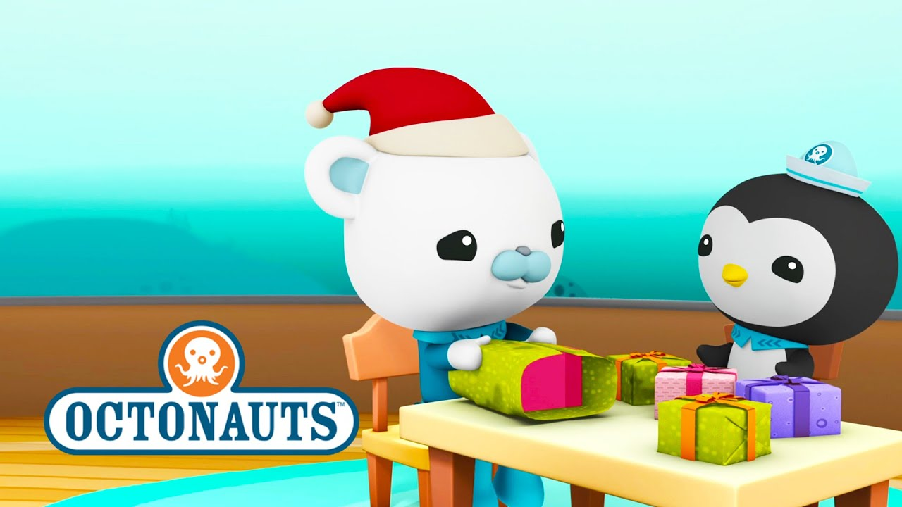Octonauts - Merry Christmas - YouTube