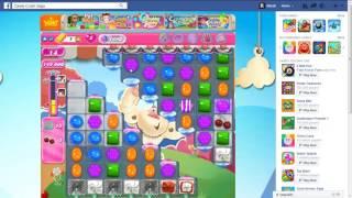 Candy Crush Level 1690 Hard Level (Easy Steps)