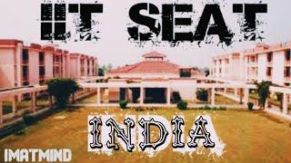 IIT Seats in india 2018