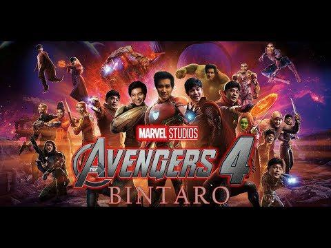 Avengers: Infinity War Di Bintaro!