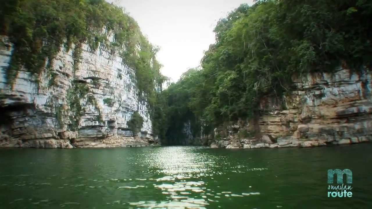 Cañón Río La Venta, Chiapas, The Mayan Route - YouTube