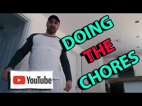 Doing the Chores and Shoutout Requests