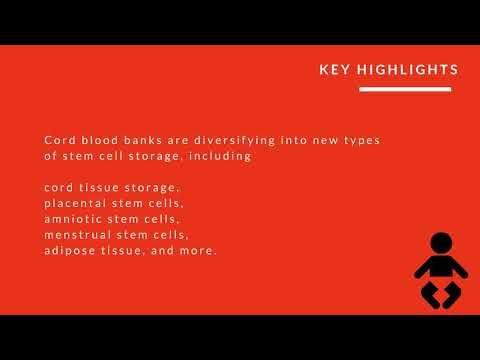 Global Cord Blood Banking Industry Report-Aarkstore