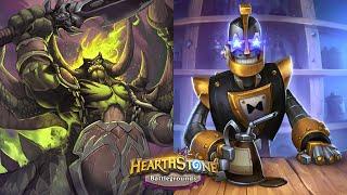 Teasing Raafam with The Perfect Demon aka Battlemaster | Bartendotron Hearthstone Battlegrounds |