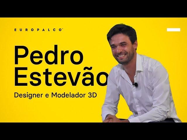 Pedro Estevão - Designer e Modelador 3D