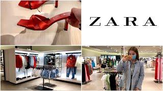 Сочная яркая новая коллекция магазин Zara коллекция лето 2021 Шоппинг влог Обзор