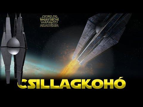 Szuper-fegyverek: A Csillagkohó | Star Wars Akadémia