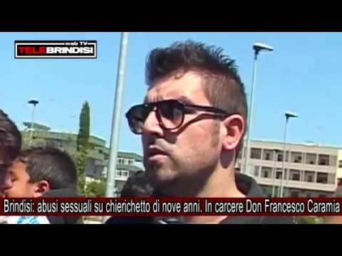 Brindisi: abusi sessuali su chierichetto di nove anni.  In carcere Don Francesco Caramia
