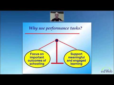 Designing And Using Performance Tasks