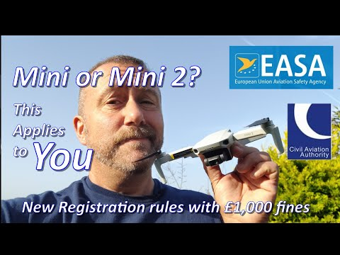New Drone Registration