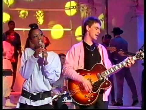 The Style Council, everything to lose on 620 soul Train