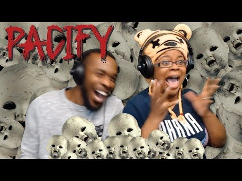DON'T DROP THE BABY!!! | PACIFY HORROR GAMEPLAY WITH STEAMPOTT