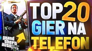 TOP 20 GIER na TELEFON!