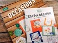 Catalog Walk with Stampin' Up Occassions Catalog & Sale-a-bration
