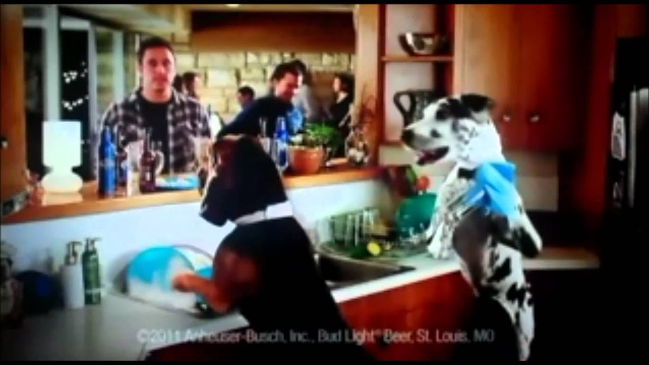 Preview of 2012 Super Bowl Funny Commercials - VW Beetle Xerox Bud Light Go  Daddy Doritos