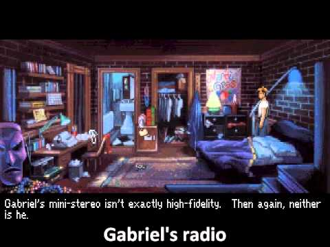Gabriel Knight Soundtrack - part 1/2 (SC-88)