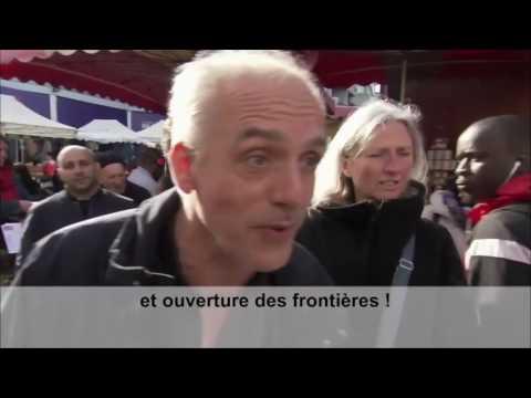 Clip officiel de Philippe Poutou #7 : Le racisme