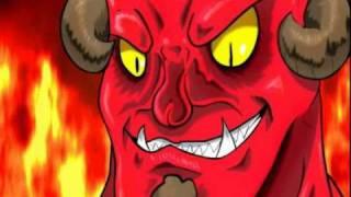 Satan is a friend of mine