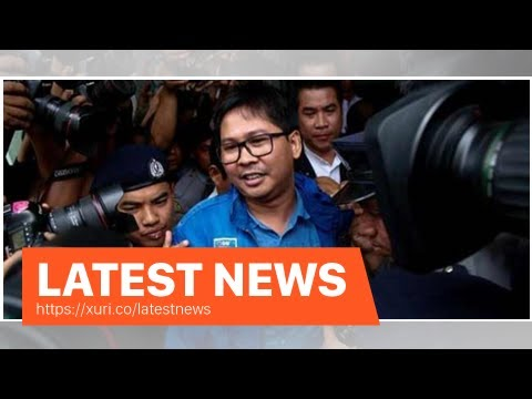 Latest News - Friends of the Reuters reporter arrested in Myanmar poured out his heart on Soc