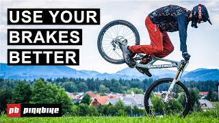How To Use Y๐ur Brakes To Actually Ride Faster | How To Bike with Ben Cathro EP 5