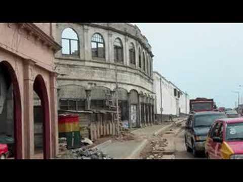 Living in Accra, Ghana (2008)