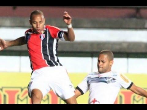 Gols, Joinville 1 x 1 Tupi-MG - Brasileirão Série B 09/09/2016