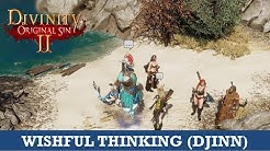 Wishful thinking Quest: All rewards (Divinity Original Sin 2)