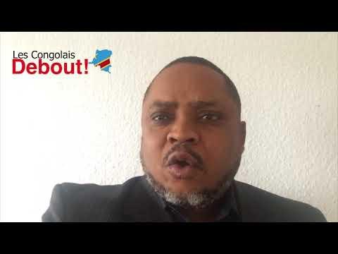General lisopolele Anaita Ba Congo Mani Bote Mukuye Ku Les Congolais Debout