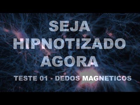 Auto-Hipnose - Seja Hipnotizado Agora - Teste 01 - Dedos Magnéticos