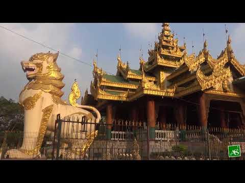 Shwedagon Pagoda - Yangon - Myanmar | Asia Senses Travel